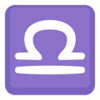 ♎ Facebook / Messenger Libra Emoji - Site Facebook
