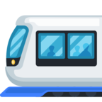 🚈 Facebook / Messenger Light Rail Emoji - Facebook Website
