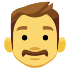 👨 Facebook / Messenger «Man» Emoji