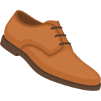 👞 Facebook / Messenger «Man's Shoe» Emoji - Version du site Facebook
