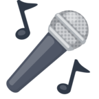 🎤 Facebook / Messenger «Microphone» Emoji