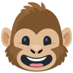 🐵 «Monkey Face» Emoji para Facebook / Messenger