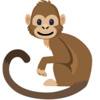 🐒 «Monkey» Emoji para Facebook / Messenger