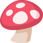 🍄 Facebook / Messenger «Mushroom» Emoji - Facebook Website version