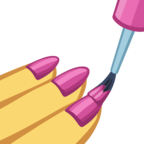 💅 Facebook / Messenger Nail Polish Emoji - Facebook Website