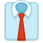 👔 Facebook / Messenger Necktie Emoji - Site Facebook