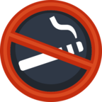 🚭 Facebook / Messenger «No Smoking» Emoji
