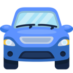 🚘 Facebook / Messenger «Oncoming Automobile» Emoji