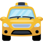 🚖 Facebook / Messenger «Oncoming Taxi» Emoji