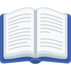 📖 Facebook / Messenger «Open Book» Emoji