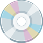 Facebook Emoji 💿 - Optical Disk Messenger