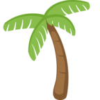 🌴 «Palm Tree» Emoji para Facebook / Messenger