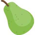 🍐 Facebook / Messenger «Pear» Emoji - Facebook Website version