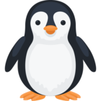 🐧 Смайлик Facebook / Messenger «Penguin»