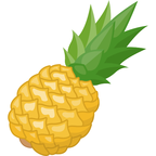 🍍 Facebook / Messenger «Pineapple» Emoji - Facebook Website version