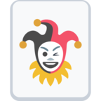 🃏 Facebook / Messenger «Joker» Emoji
