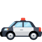 🚓 Facebook / Messenger «Police Car» Emoji