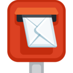 📮 Facebook / Messenger «Postbox» Emoji