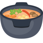 🍲 Facebook / Messenger «Pot of Food» Emoji
