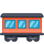 🚃 Facebook / Messenger «Railway Car» Emoji - Facebook Website version