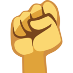 ✊ Facebook / Messenger Raised Fist Emoji - Facebook Website