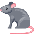 🐀 «Rat» Emoji para Facebook / Messenger