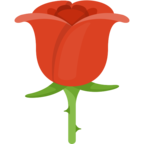 🌹 «Rose» Emoji para Facebook / Messenger