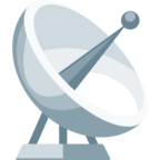 📡 Facebook / Messenger «Satellite Antenna» Emoji