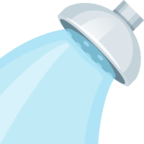 🚿 Facebook / Messenger «Shower» Emoji