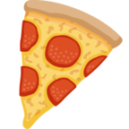 🍕 Facebook / Messenger «Pizza» Emoji