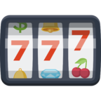 🎰 Facebook / Messenger «Slot Machine» Emoji