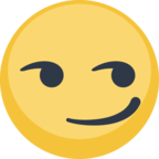 😏 Smirking Face Emoji para Facebook / Messenger - Sitio web de Facebook