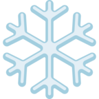 ❄ Facebook / Messenger Snowflake Emoji - Facebook Website