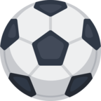 ⚽ «Soccer Ball» Emoji para Facebook / Messenger