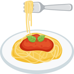 🍝 Facebook / Messenger Spaghetti Emoji - Facebook Website
