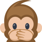 🙊 Facebook / Messenger «Speak-No-Evil Monkey» Emoji