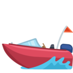 🚤 Facebook / Messenger Speedboat Emoji - Site Facebook