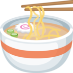 🍜 Facebook / Messenger «Steaming Bowl» Emoji