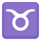 ♉ Facebook / Messenger Taurus Emoji - Site Facebook