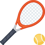 🎾 «Tennis» Emoji para Facebook / Messenger