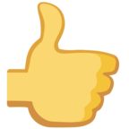 👍 Thumbs Up Emoji para Facebook / Messenger - Sitio web de Facebook