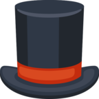 🎩 Facebook / Messenger «Top Hat» Emoji