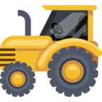 🚜 Facebook / Messenger «Tractor» Emoji - Facebook Website version