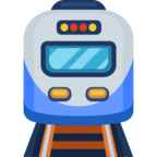🚆 Facebook / Messenger «Train» Emoji