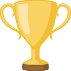 🏆 «Trophy» Emoji para Facebook / Messenger