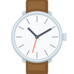 ⌚ Facebook / Messenger «Watch» Emoji