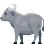 🐃 «Water Buffalo» Emoji para Facebook / Messenger