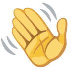 👋 Facebook / Messenger «Waving Hand» Emoji