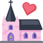 💒 Смайлик Facebook / Messenger «Wedding»