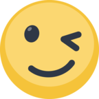 😉 Facebook / Messenger Winking Face Emoji - Facebook Website